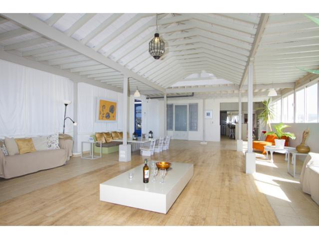 Ocean View Lounge - Ocean View Penthouse, Costa Teguise, Lanzarote