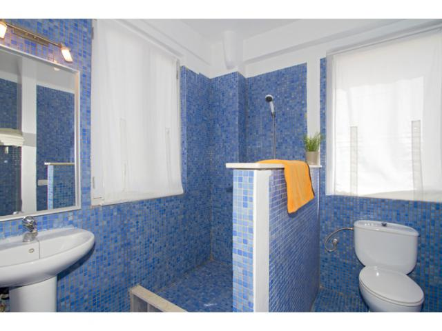 Ocean View Shower Room - Ocean View Penthouse, Costa Teguise, Lanzarote